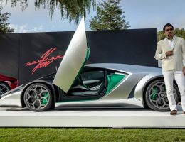 2017 OKUYAMA Kode 0 – Tech Specs + World Premiere at The Quail