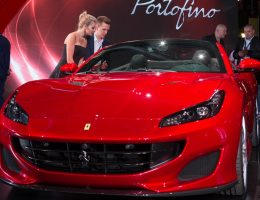 In Pictures – 2018 Ferrari PORTOFINO Society Debut