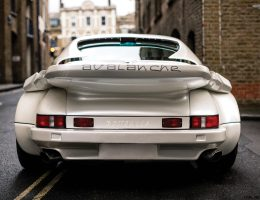 1986 GEMBALLA Slantnose 911 Twins Join RM London 2017