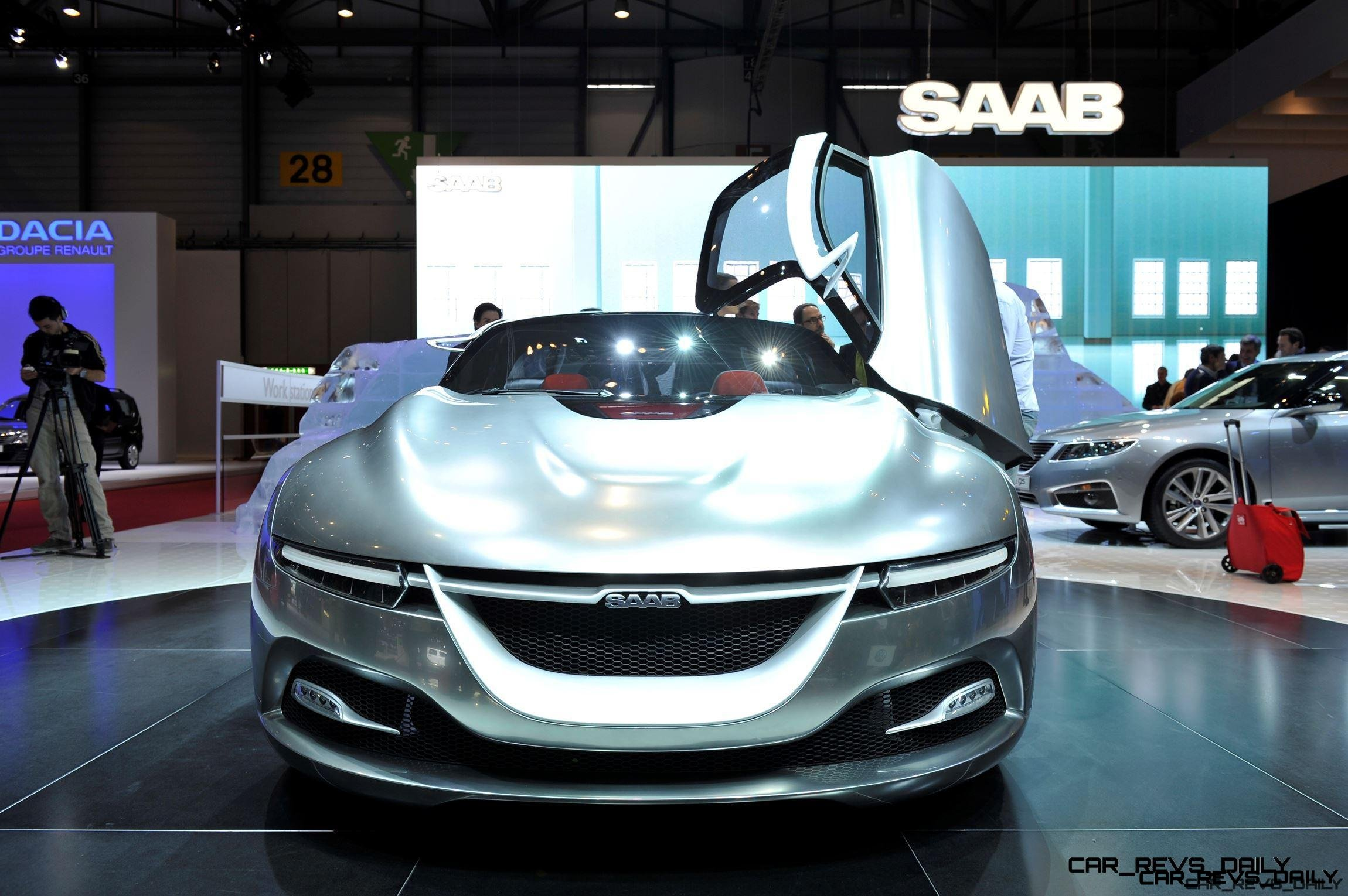 Concept Debrief – 2011 SAAB PhoeniX was Dead on Arrival