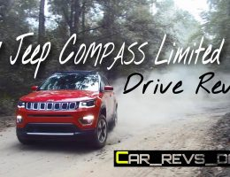 VIDEO – 2017 Jeep Compass Limited 4×4 Finds Bomb-Crater Lake