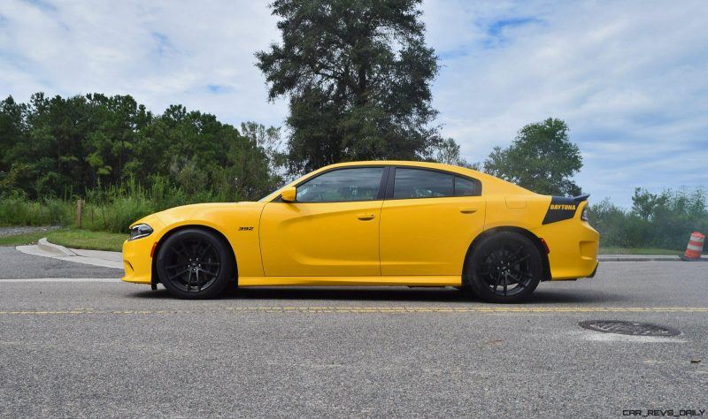 2017 Dodge Charger Daytona 392 Hd Road Test Review
