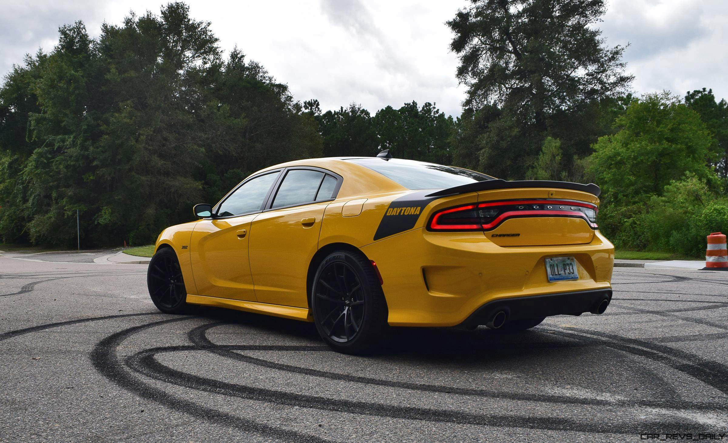2017 Dodge Charger Daytona 392 Hd Road Test Review Car Shopping