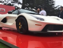 F70!  2017 Ferrari 70 Anni Collection at Pebble Beach Concours [150 photos]