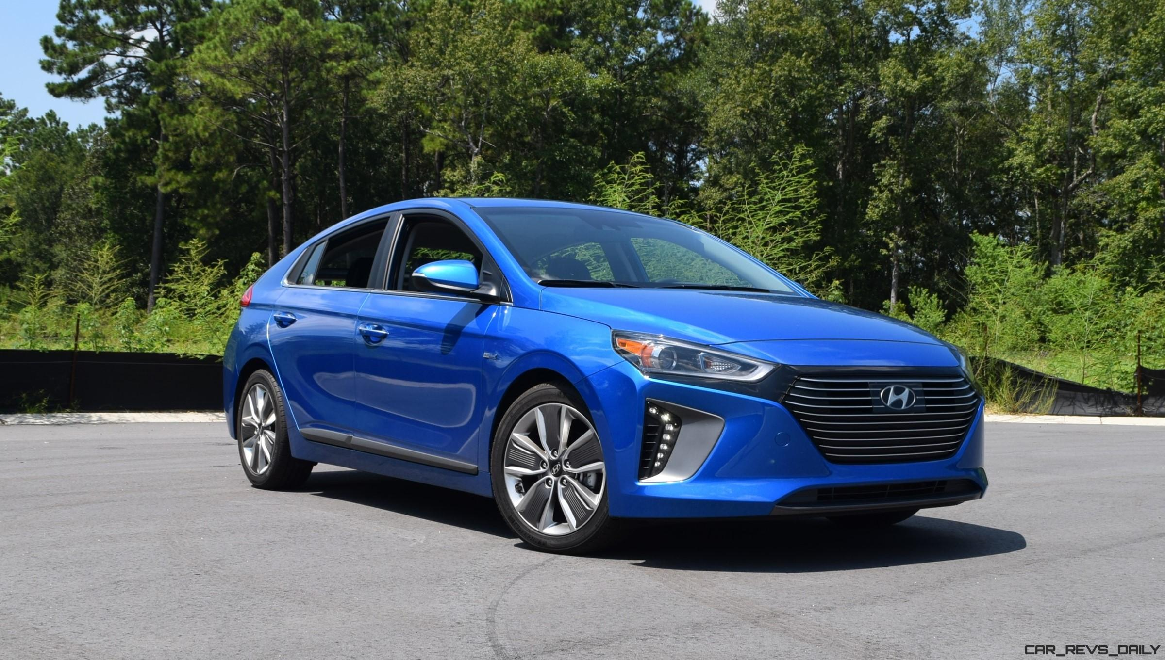 2017 hyundai ioniq hybrid road test review. Black Bedroom Furniture Sets. Home Design Ideas