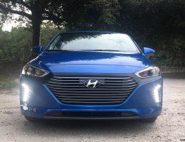 2017 Hyundai Ioniq Hybrid – Road Test Review