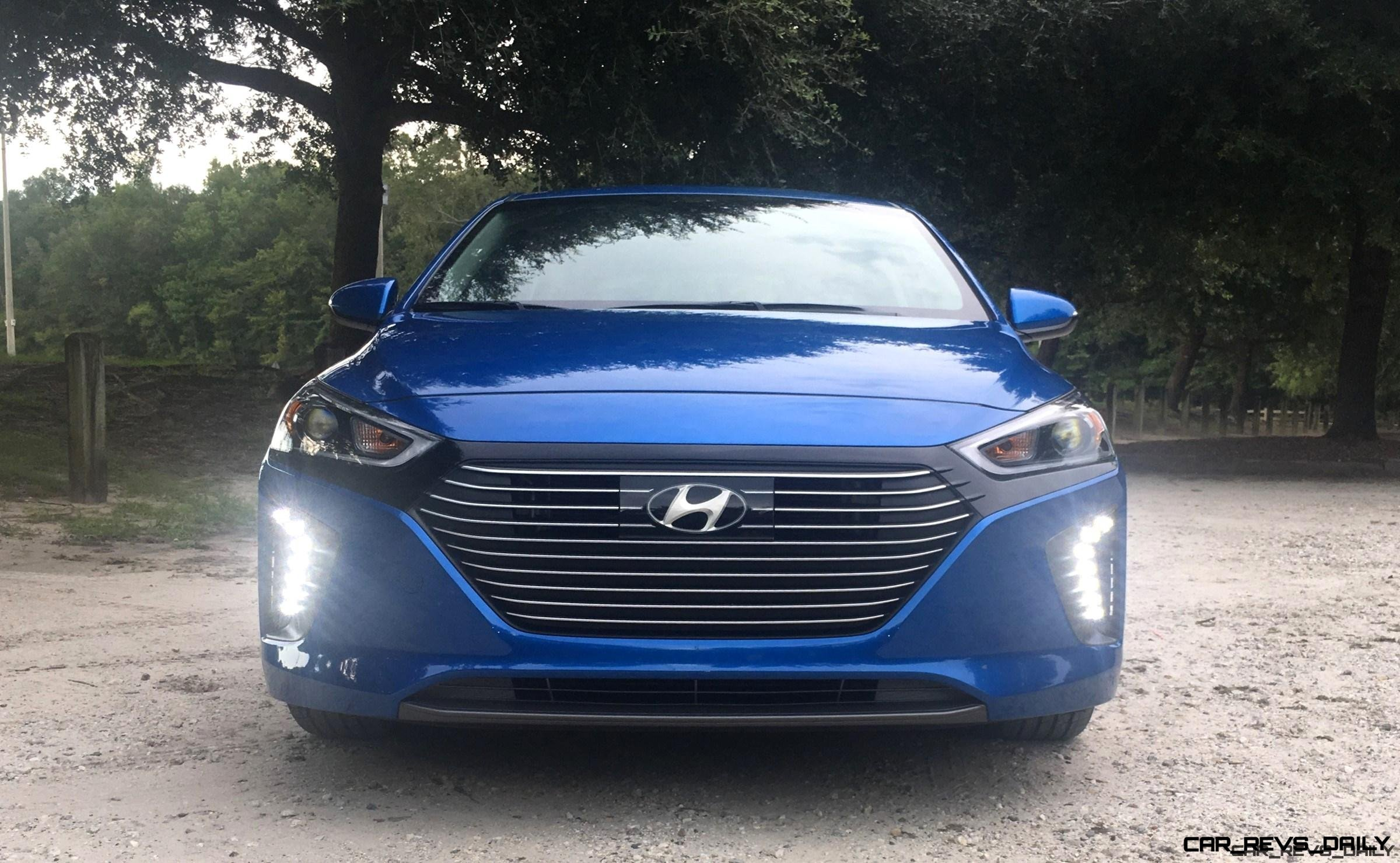 2017 Hyundai Ioniq Hybrid - Road Test Review » LATEST NEWS
