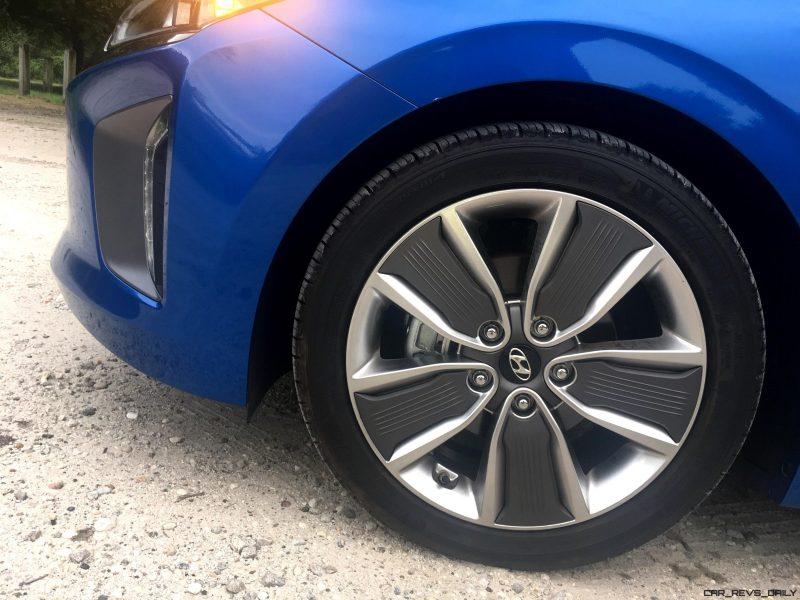 2017 Hyundai Ioniq Hybrid EXTERIOR 37