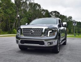 2017 Nissan TITAN SL 4×4 – Road Test Review