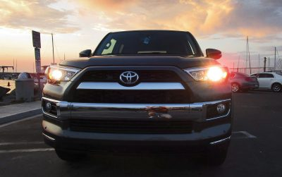 2017 Toyota 4Runner Limited 10
