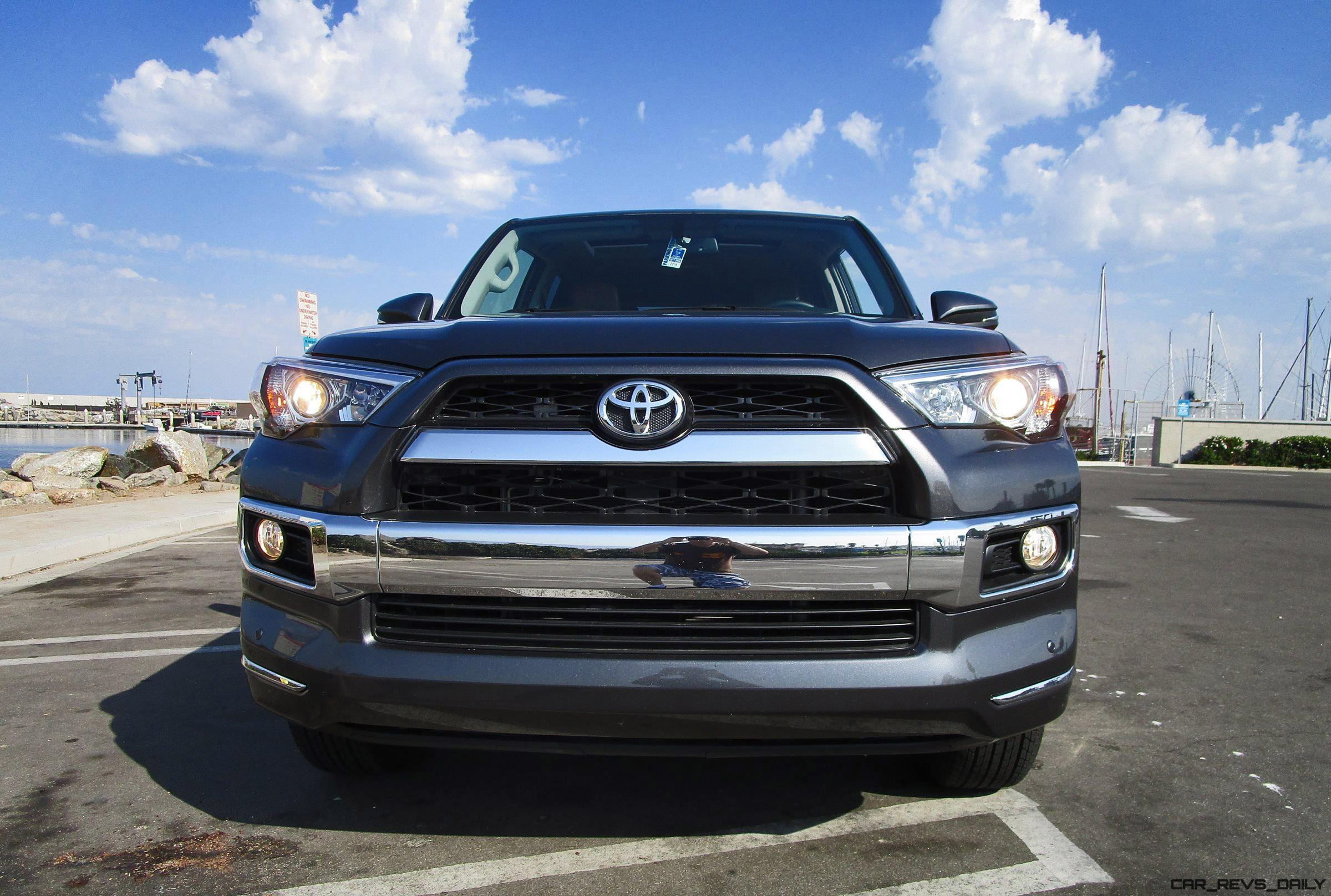 toyota speed six limited first drive blog dsc