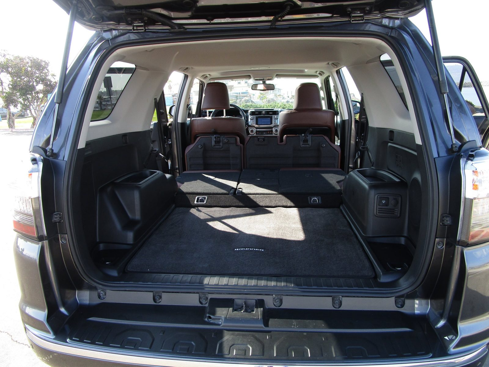 2017 toyota 4runner limited interior 7. Black Bedroom Furniture Sets. Home Design Ideas