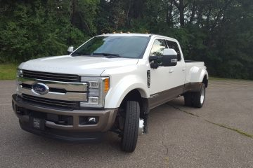 Road Test Review – 2017 Ford F-450 King Ranch Super Duty – By Carl Malek