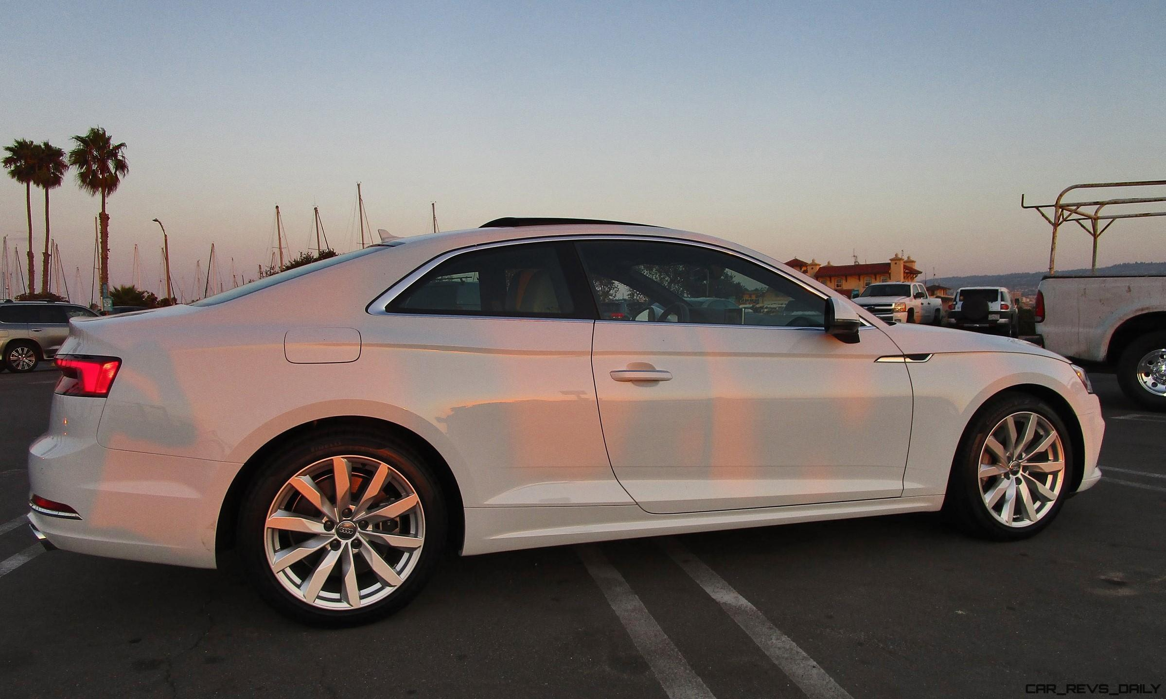 Audi A Coupe T Quattro S Tronic Road Test Review By - Audi 5 car