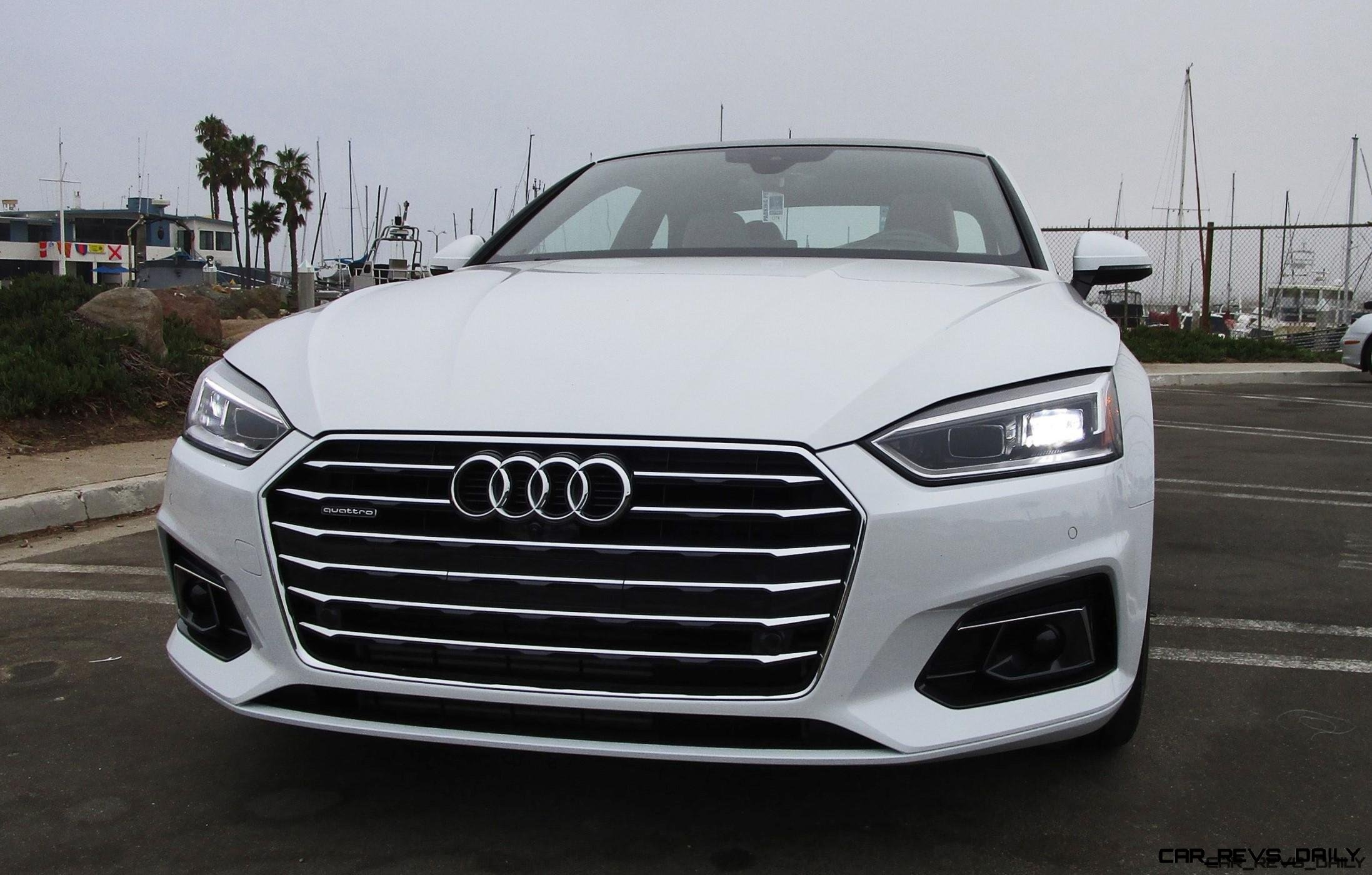 2018 audi a5 coupe 2 0t quattro s tronic road test review by ben lewis latest news. Black Bedroom Furniture Sets. Home Design Ideas