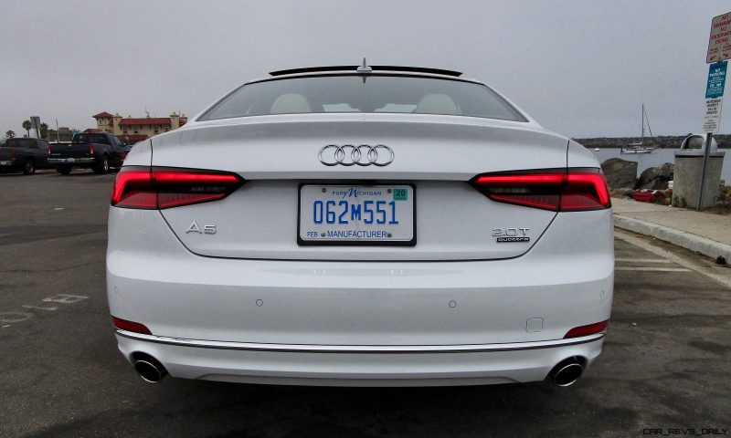 2018 Audi A5 Coupe 8