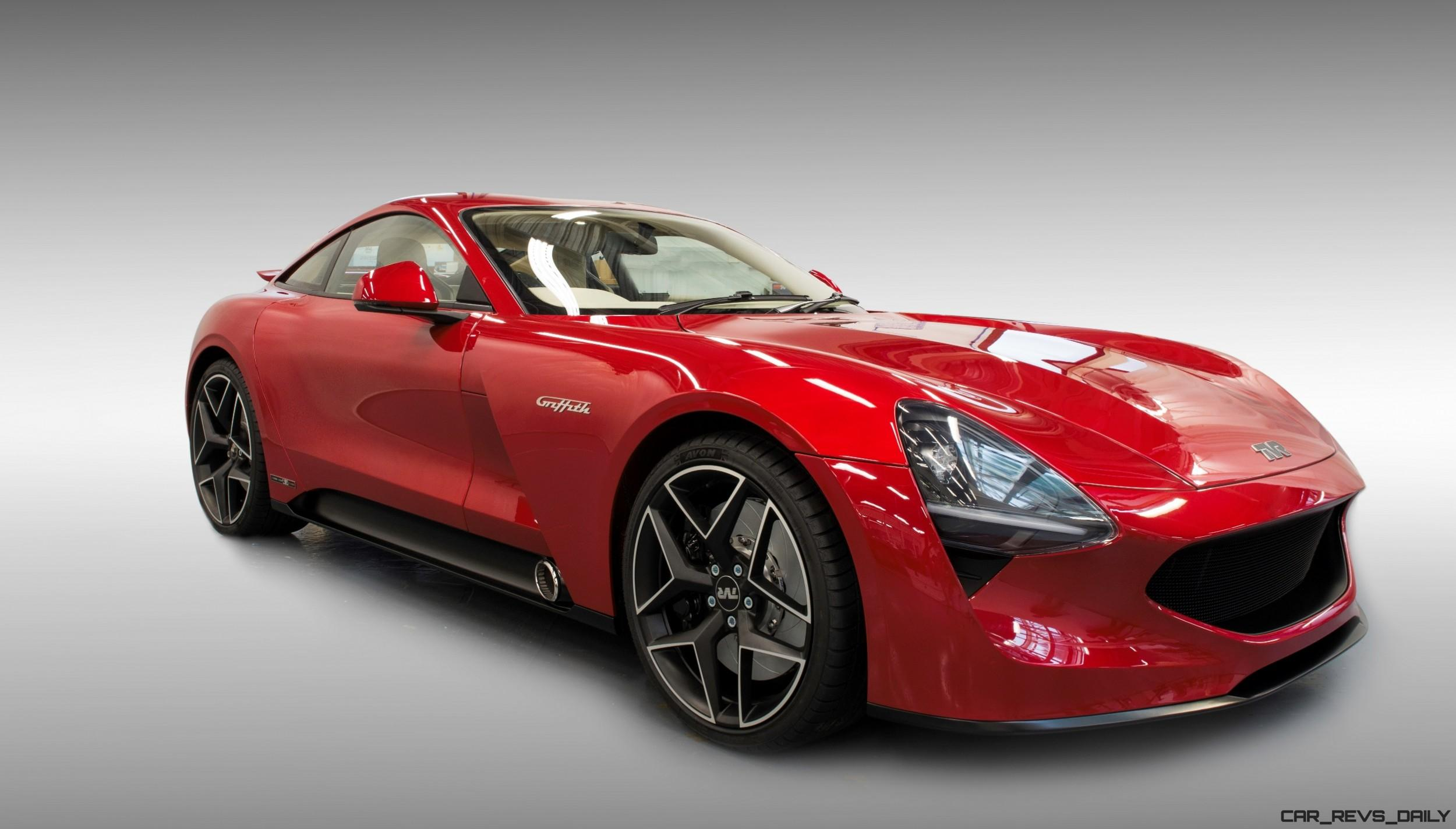 2018 tvr griffith gordon murray carbon supercar is real. Black Bedroom Furniture Sets. Home Design Ideas