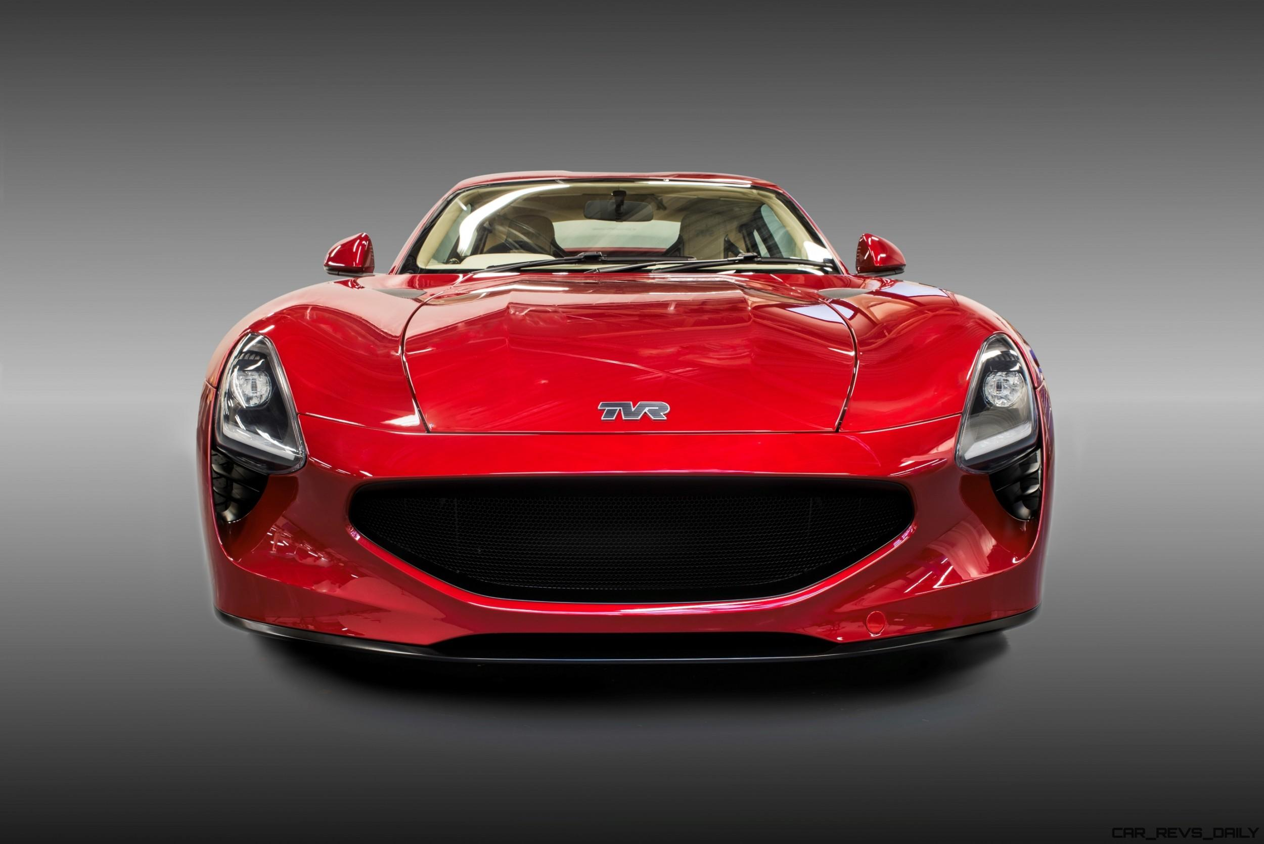 2018 tvr griffith gordon murray carbon supercar is real