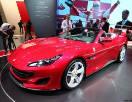 Frankfurt IAA 2017 – MASERATI and FERRARI Showfloor Gallery
