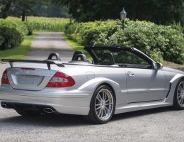 2007 Mercedes-Benz CLK DTM AMG Cabriolet – RM London Preview
