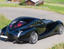 2011 Morgan AeroMax LHD Tall-Boy Special – RM London 2017