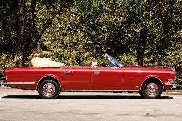 1971 Rolls-Royce Phantom VI Cabriolet by Frua