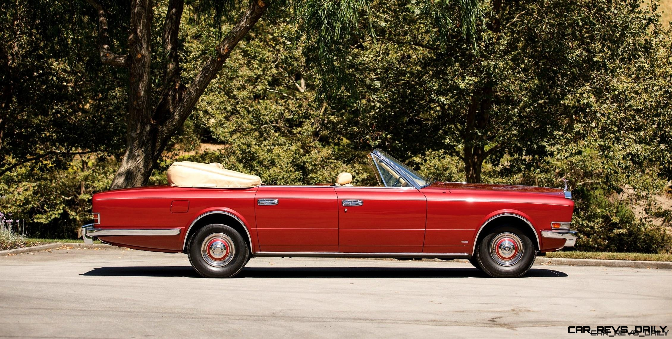 1971 Rolls-Royce Phantom VI Cabriolet by Frua » CAR SHOPPING