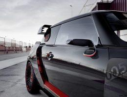 2017 MINI John Cooper Works GP Concept – Design Analysis