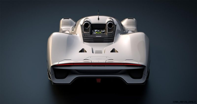 Porsche 908-04 Longtail - Vision GT Hommage (Part One) 15
