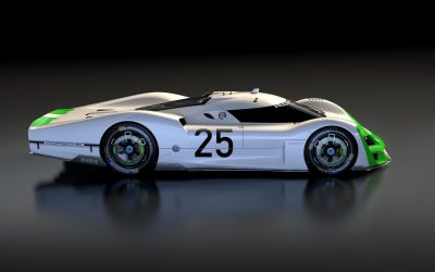 Porsche 908-04 Longtail - Vision GT Hommage (Part One) 23