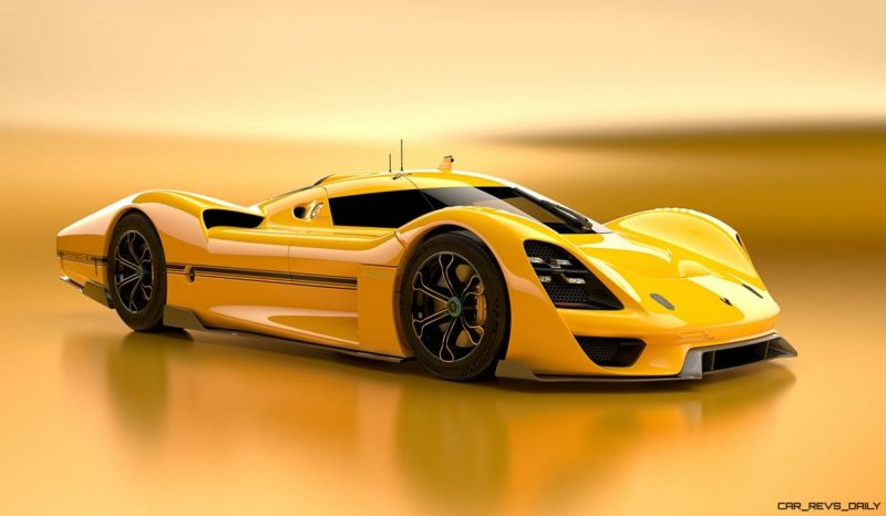 Porsche 908-04 Longtail - Vision GT Hommage (Part One) 25