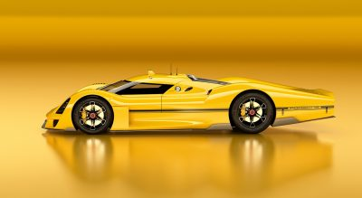 Porsche 908-04 Longtail - Vision GT Hommage (Part One) 27