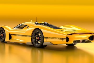Porsche 908-04 Longtail – Vision GT Hommage (Part One)