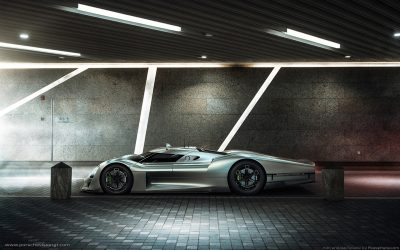 Porsche 908-04 Longtail - Vision GT Hommage (Part One) 33