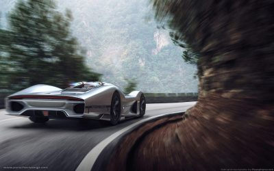 Porsche 908-04 Longtail - Vision GT Hommage (Part One) 34