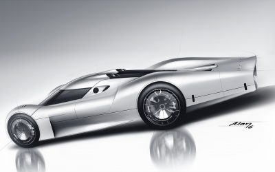 Porsche 908-04 Longtail - Vision GT Hommage (Part One) 36