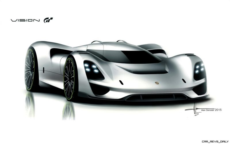 Porsche 908-04 Longtail - Vision GT Hommage (Part One) 37