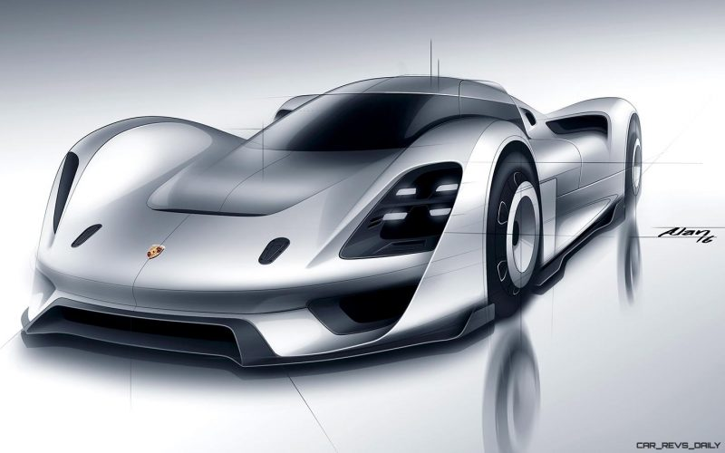Porsche 908-04 Longtail - Vision GT Hommage (Part One) 38