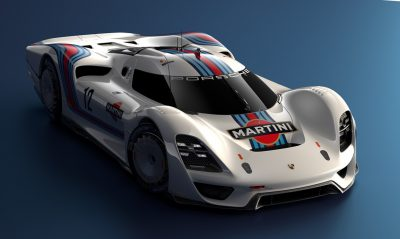 Porsche 908-04 Longtail - Vision GT Hommage (Part One) 5