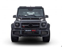 Meet The Devils G-Wagen – 888HP, 3.9s BRABUS 900 G65