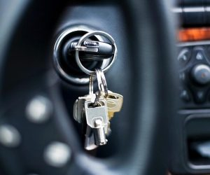 is keyless entry safe scott huntington