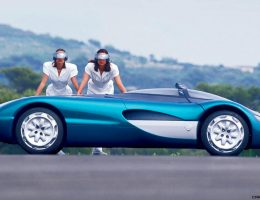 Concept Flashback – 1990 Renault Laguna Roadster