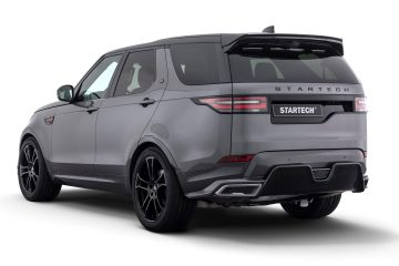 Brabus STARTECH Land Rover DISCOVERY is Hottest Disco Since 54