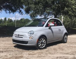 2017 Fiat 500C 1.4L Auto – Road Test Review