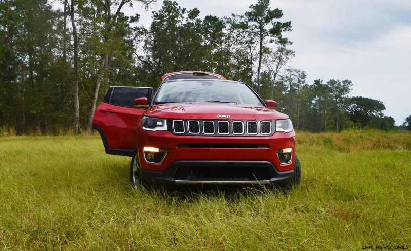 2017 Jeep Compass 4x4 Limited 2