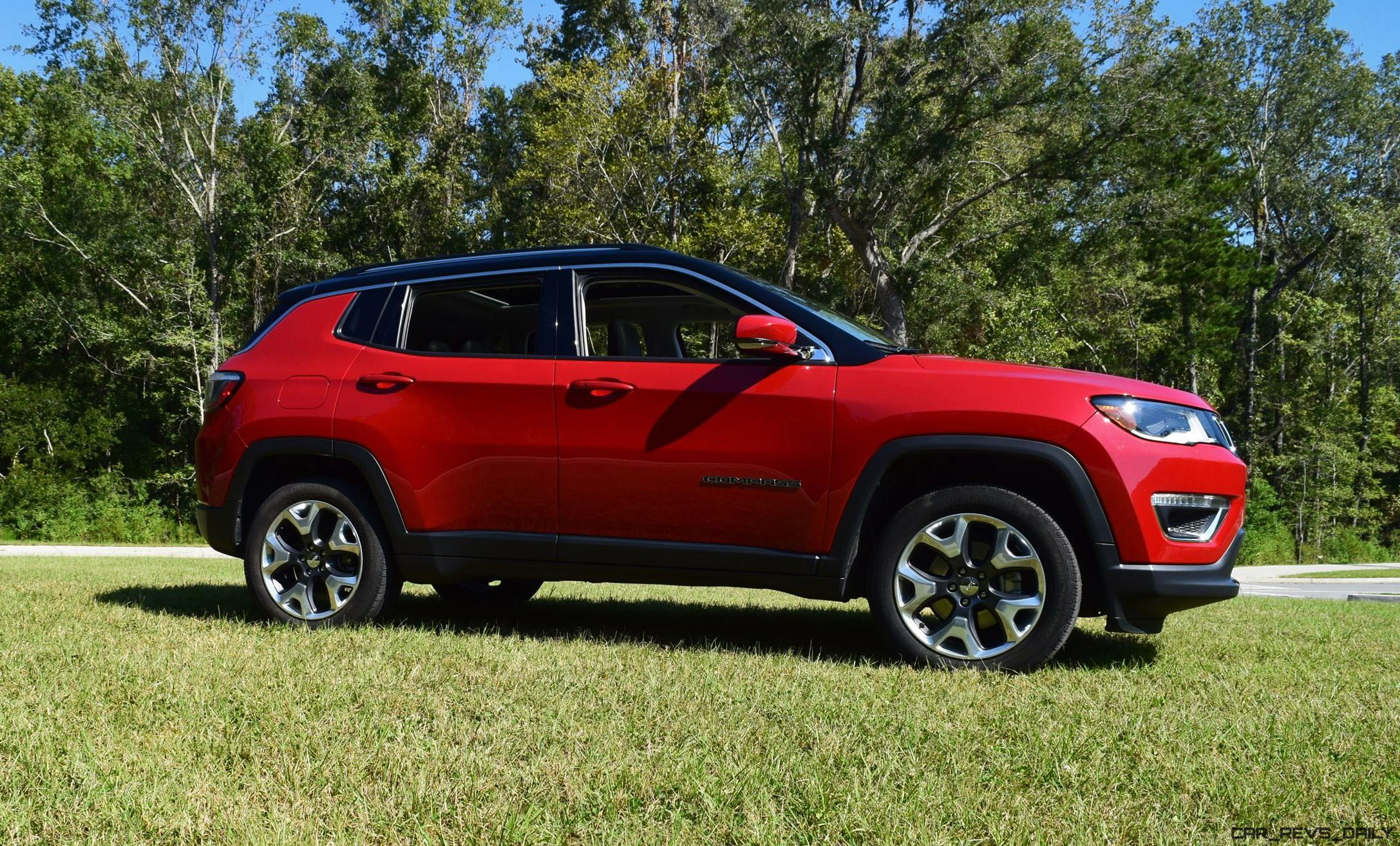 2017 jeep compass 4x4 limited hd road test review. Black Bedroom Furniture Sets. Home Design Ideas