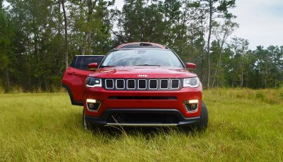 2017 Jeep Compass 4x4 Limited 3