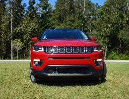 2017 Jeep Compass 4×4 Limited – HD Road Test Review