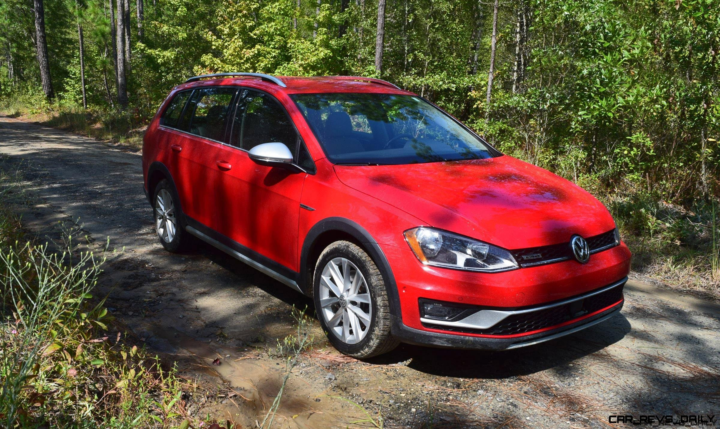 2017 VW Golf Alltrack S 10