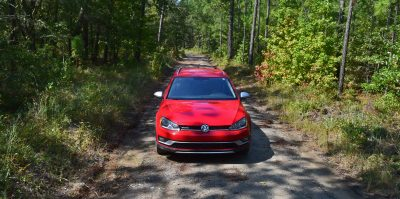 2017 VW Golf Alltrack S 11